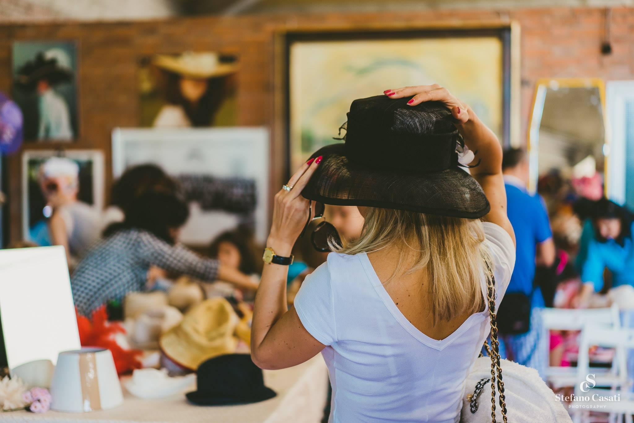 il cappello piu bello per corri la vita